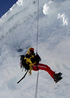 Mountaineering course in the Cordillera Blanca